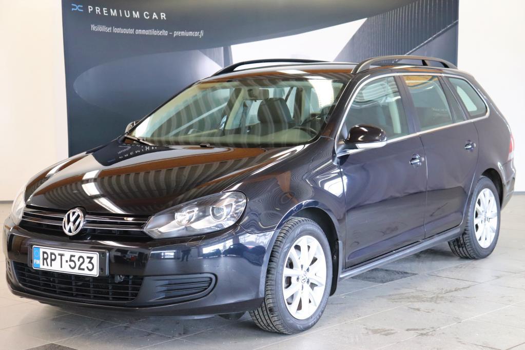 Volkswagen Golf Variant Comfortline 1, 4 TSI 90 kW DSG-aut