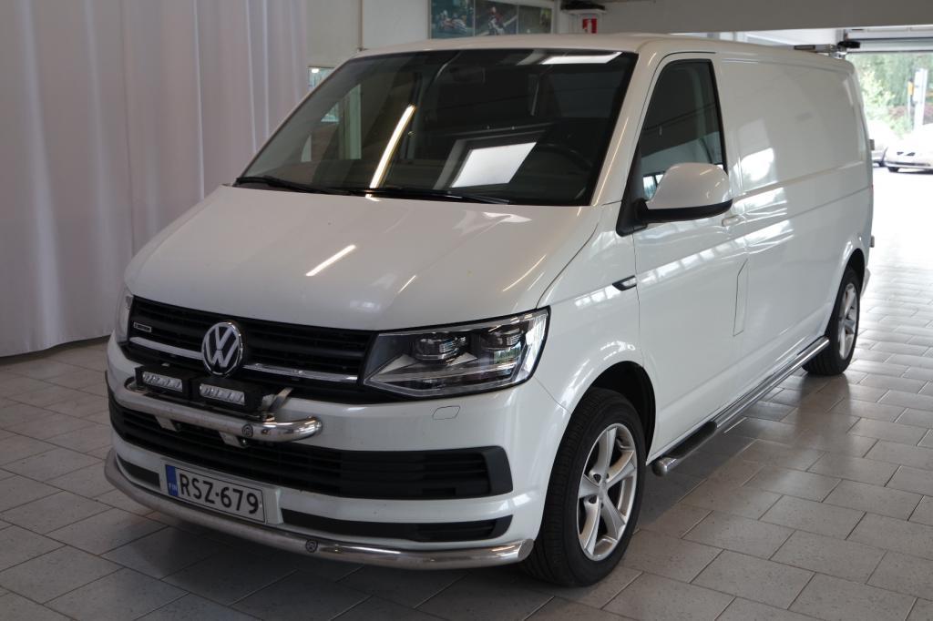 Volkswagen Transporter umpipakettiauto Pitkä 2, 0 TDI 150kW 4Motion DSG