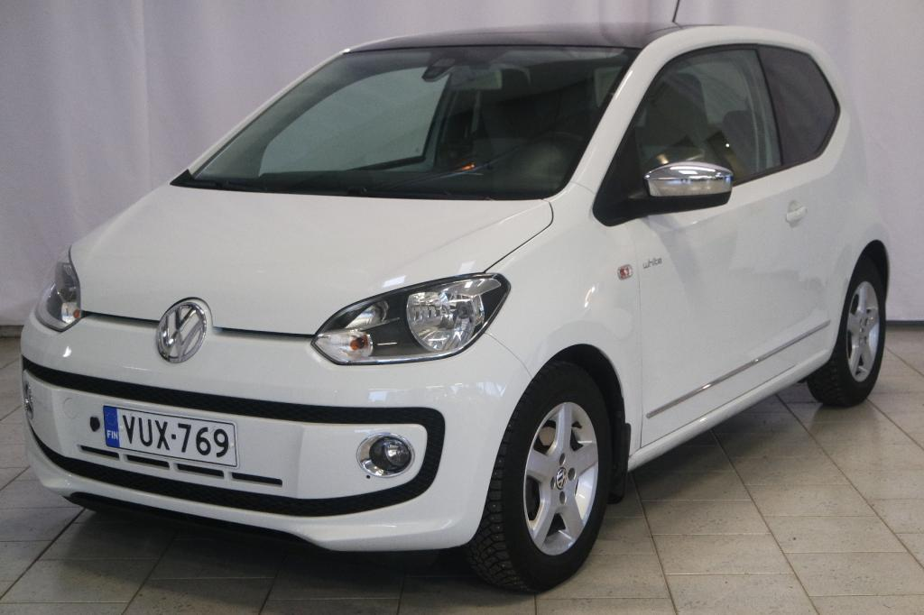 Volkswagen Up! white up! 1, 0 55 kW (75 hv) BlueMotion Technology 2-ov