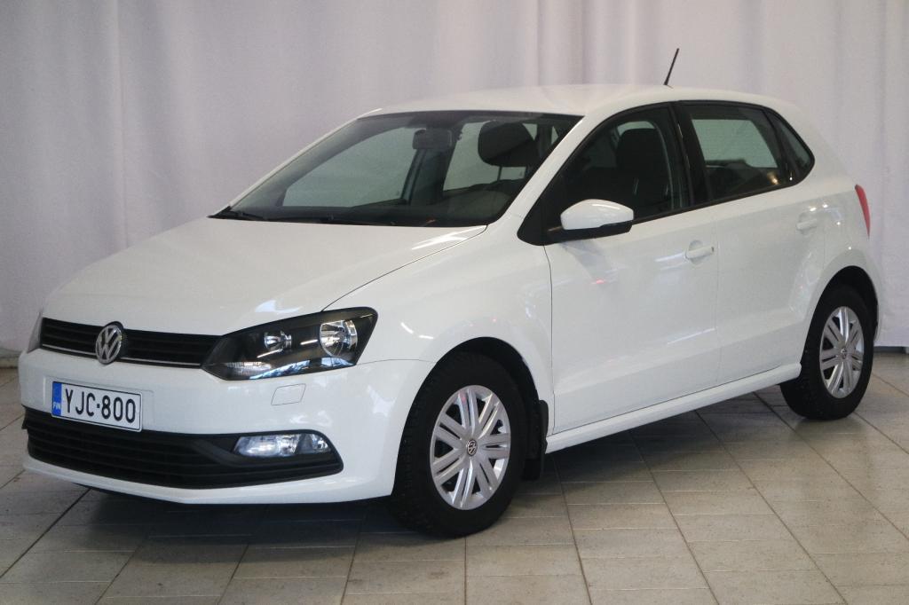 Volkswagen Polo Trendline 1, 0 55 kW (75 hv)