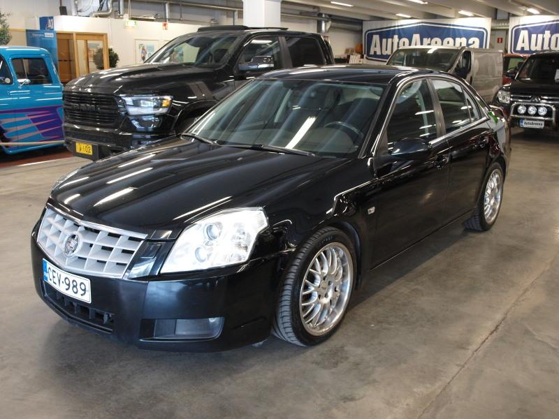 Cadillac BLS, 2, 0T A