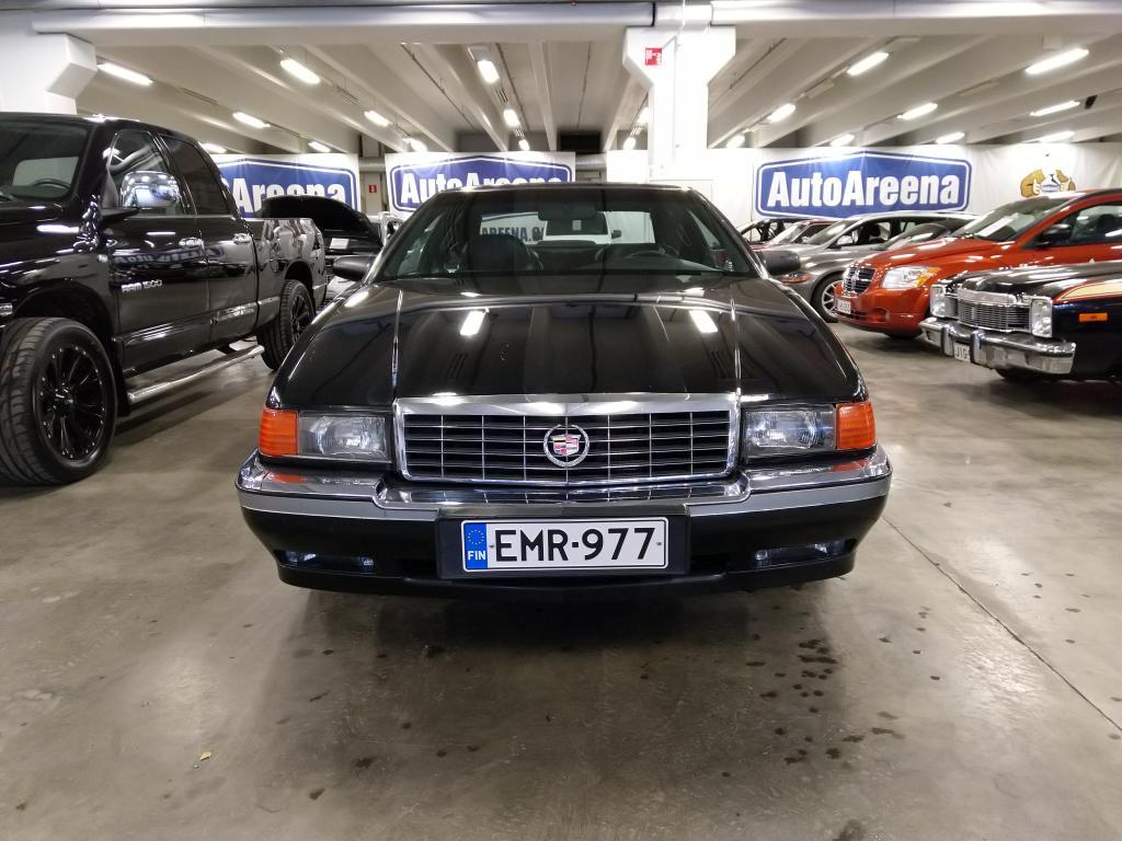 Cadillac Eldorado ,   Coupé 4, 9L JOPA ILMAN KÄSIRAHAA !