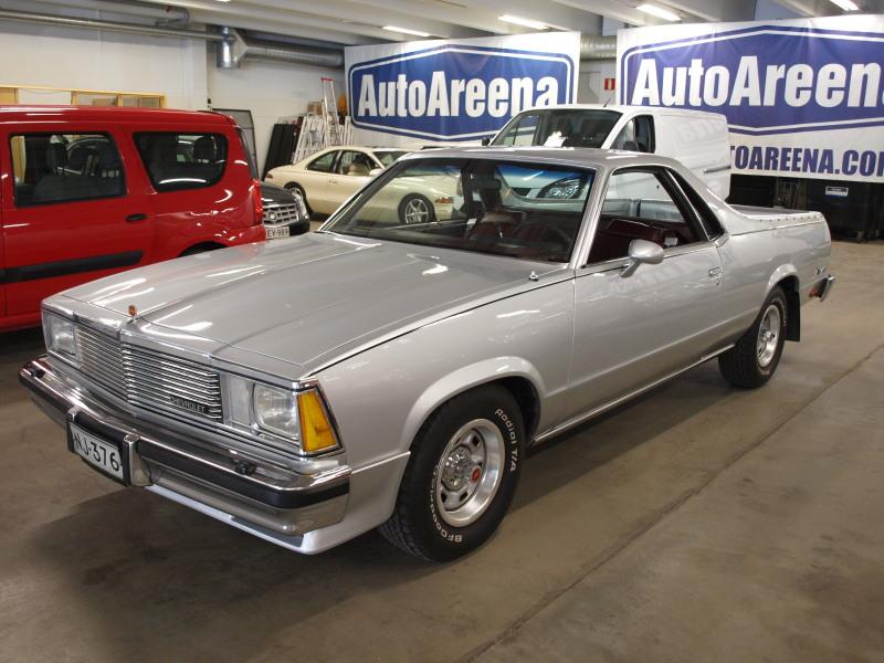 Chevrolet El Camino,