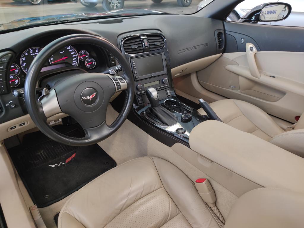 Chevrolet CORVETTE, SUPERHIENO C6 Avo! 6.2 LS3 Aut.