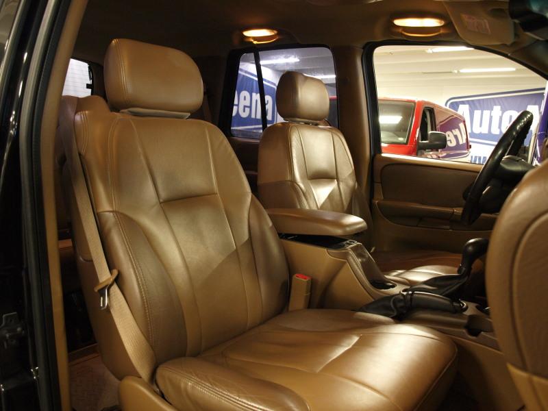 Chevrolet TRAILBLAZER, 4.2 LTZ A AWD.