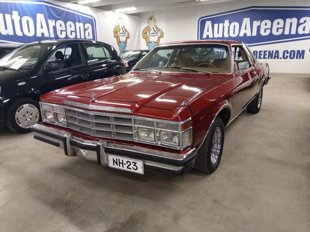Chrysler LE Baron, V8 318 Cid.5.2L