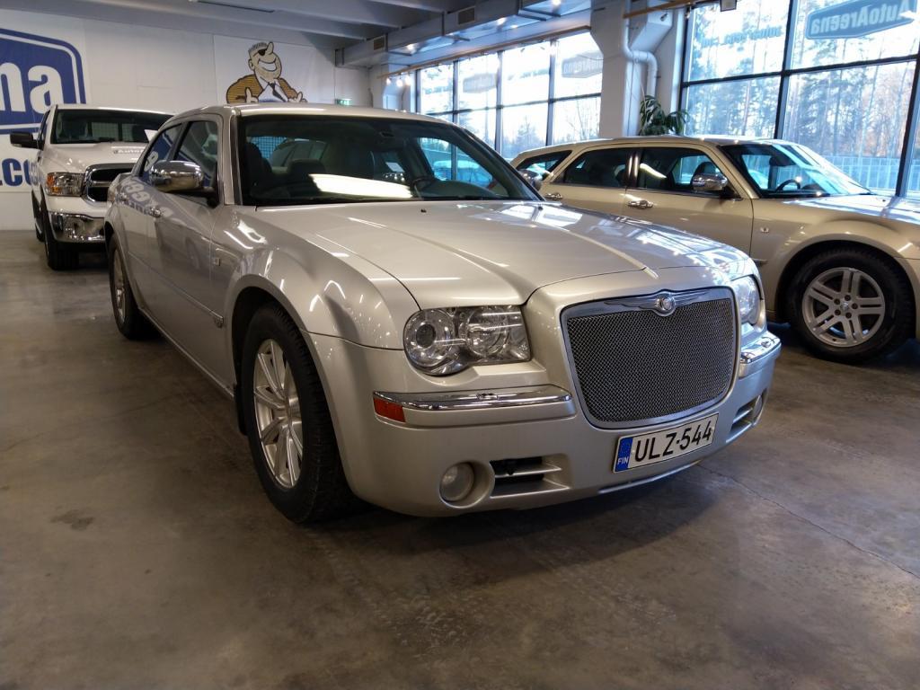 Chrysler 300C, 4D 300C 5.7 HEMI SEDAN AUTOMATIC.Pienillä kilometreillä!