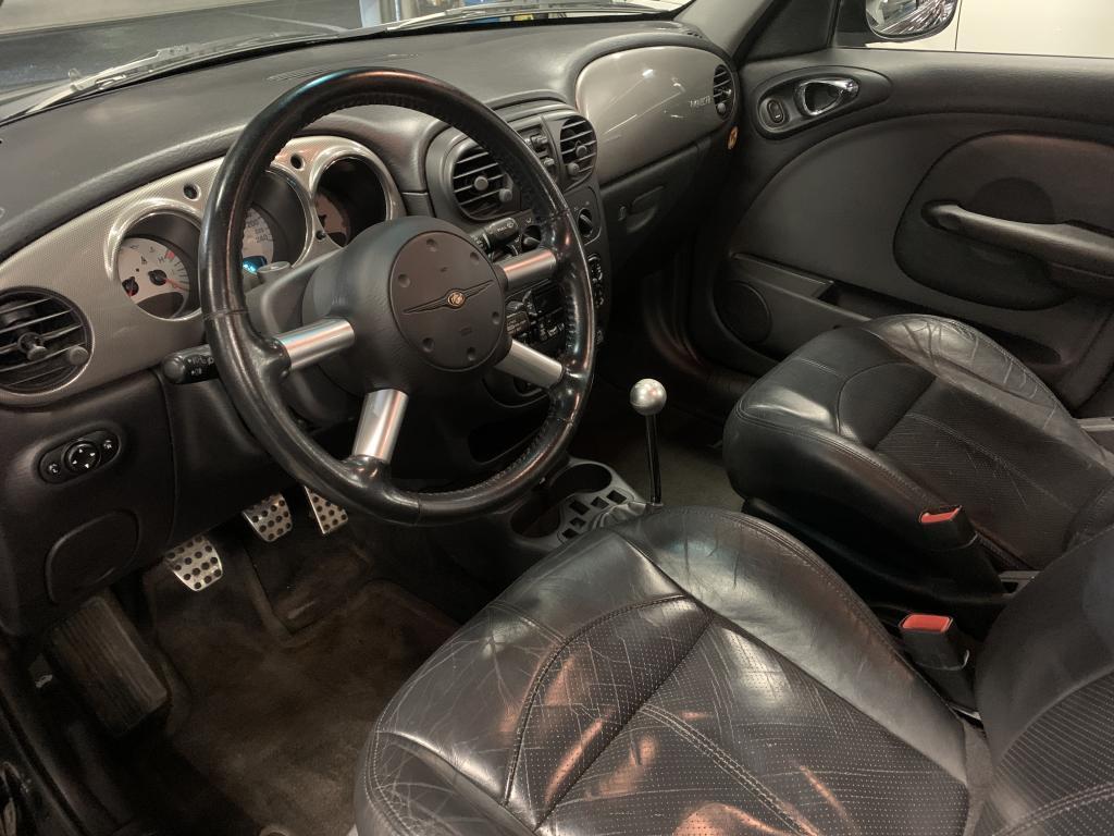 Chrysler PT CRUISER, GT 2.4 Hieno! 220 Hevosvoimaa!