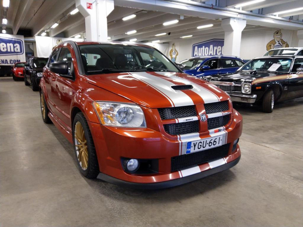 Dodge CALIBER SRT4, Aavistuksen
