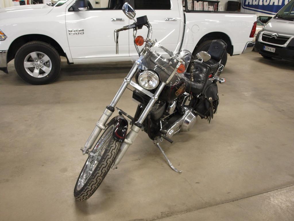 Harley-Davidson Softail, FXSTC.2 OM !. MUSEOKATSASTETTU !