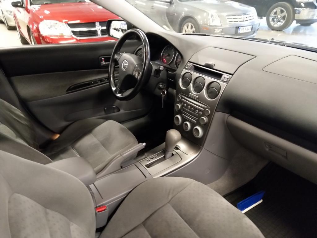 Mazda 6 Farmari, 2.0L AUT.