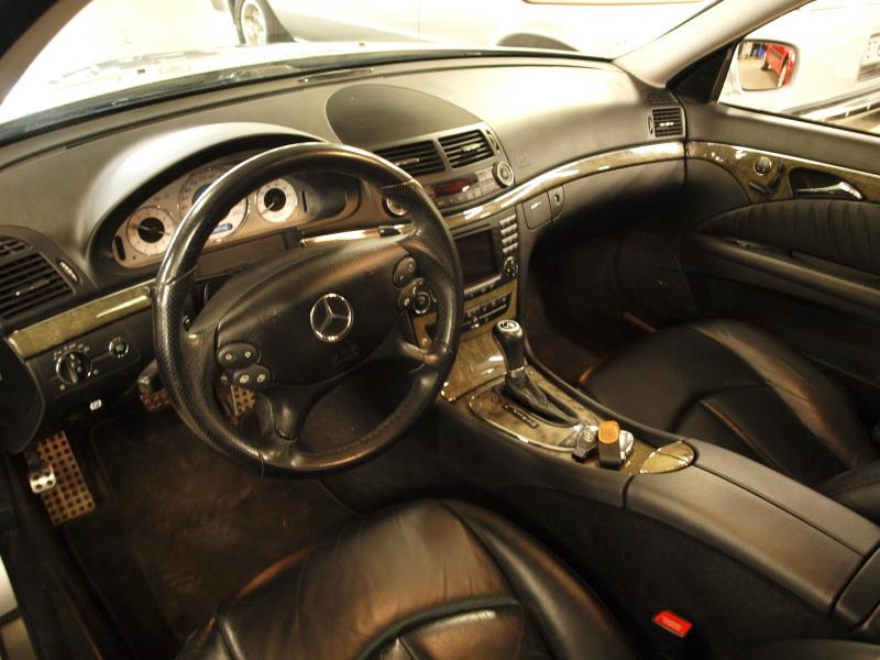 Mercedes-Benz E, 500 A. HIENO,  HYVILLÄ VARUSTEILLA! MYYDÄÄN ASIAKKAAN LUKUUN.