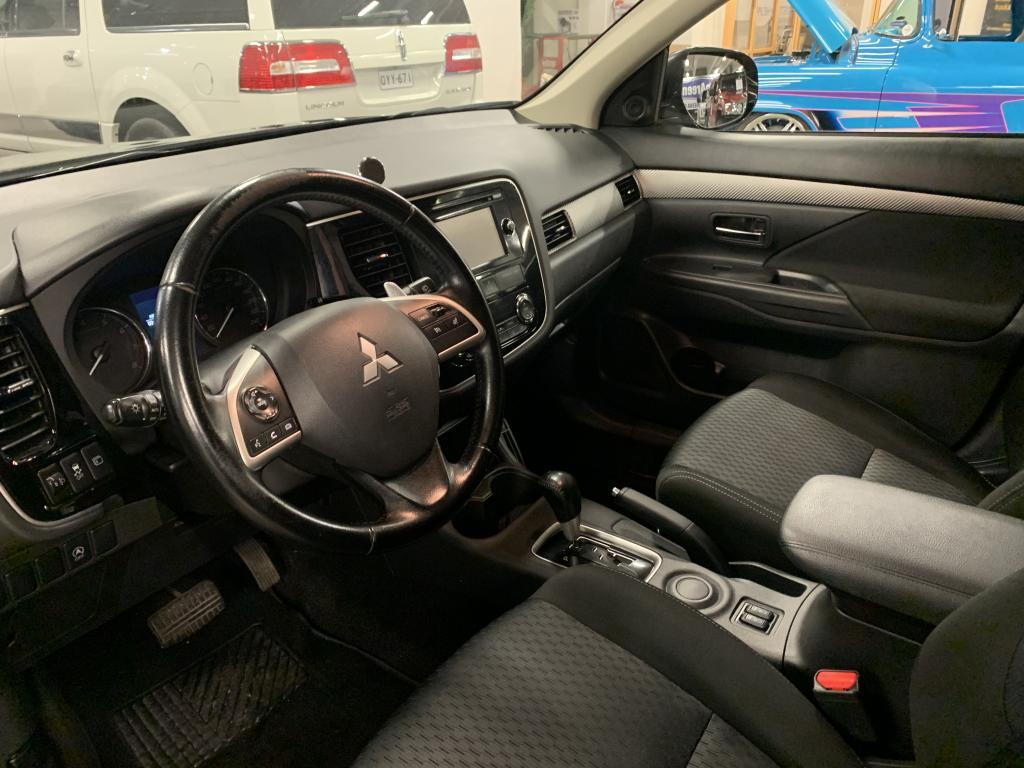 Mitsubishi Outlander, Hieno! ClearTec 2.0 Aut.
