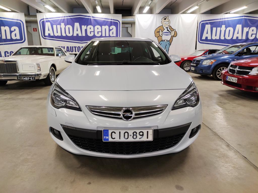 Opel ASTRA GTC, ASTRA GTC Siisti ja asiallinen Coupe.