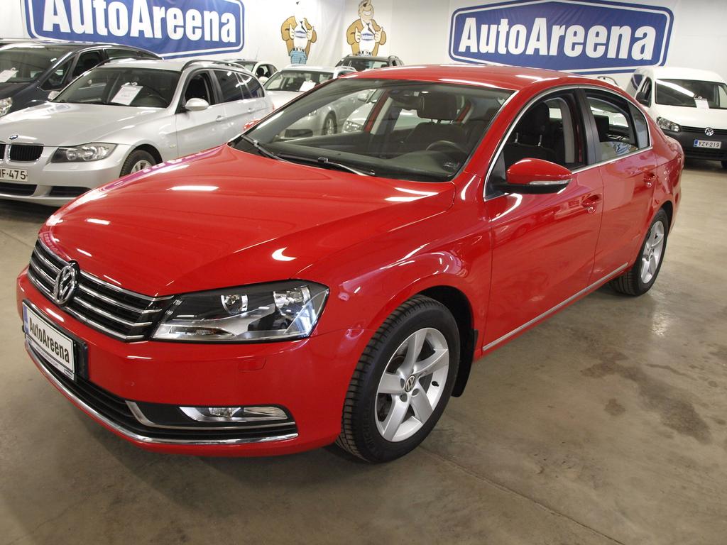 Volkswagen PASSAT, 2.0 TDI 103KW. AJETTU VAIN 25000KM! TODELLA SIISTI JA ASIALLISILLA VARUSTEILLA! SOPIVALLA RAHOITUKSELLA!