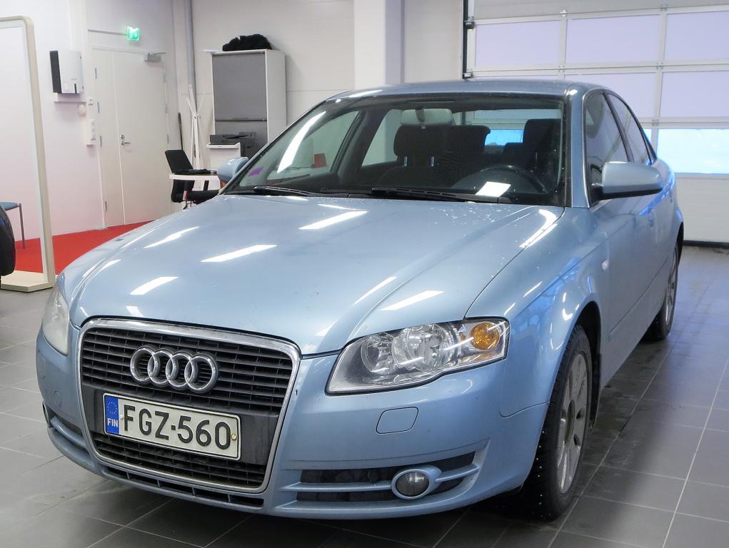 Audi A4  2.0 4d A