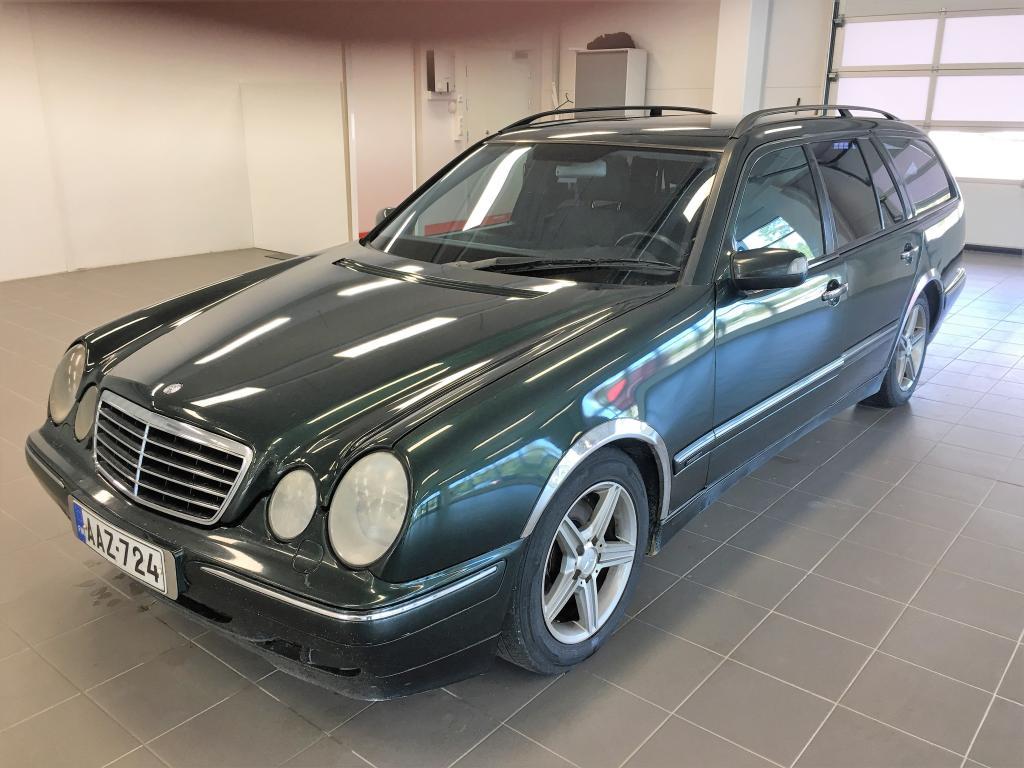 Mercedes-Benz E 320T CDI Avantgarde STW 5d A *Vaihto & Rahoitus*
