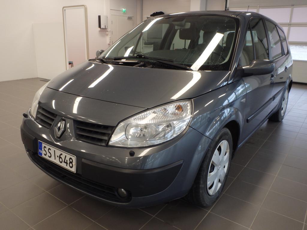 Renault Grand Scenic 1.6 Confort 7-paikkainen *Rahoitus ilman käsirahaa*