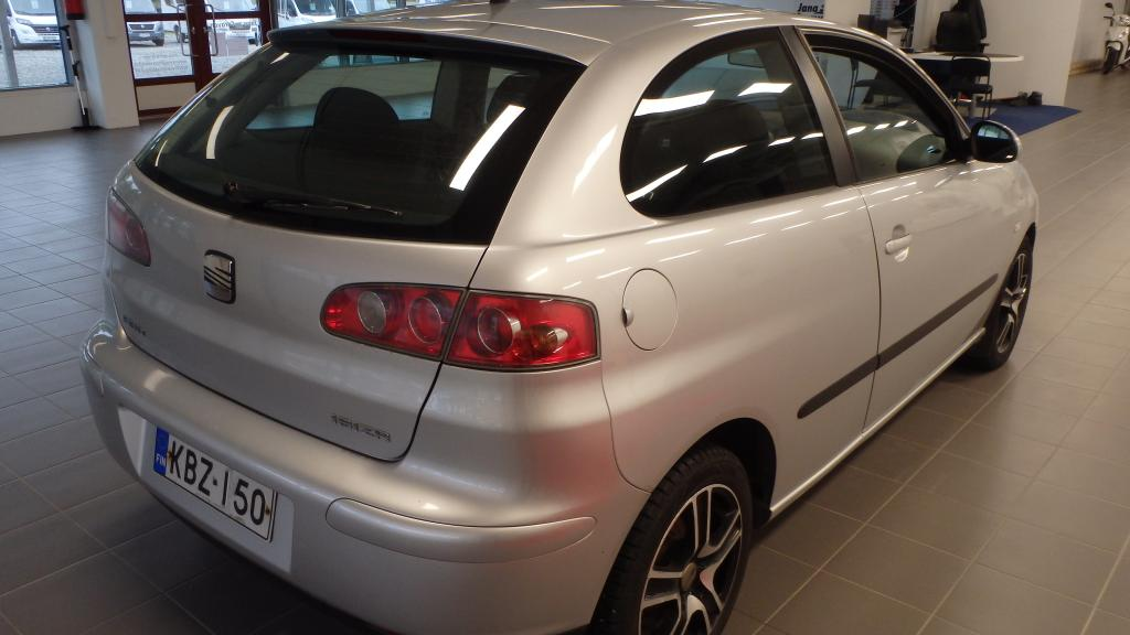 Seat Ibiza 1.4-16 Sport 3d *Rahoitus ilman käsirahaa*