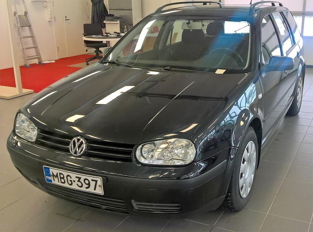 Volkswagen Golf 1.6 Trendline Variant