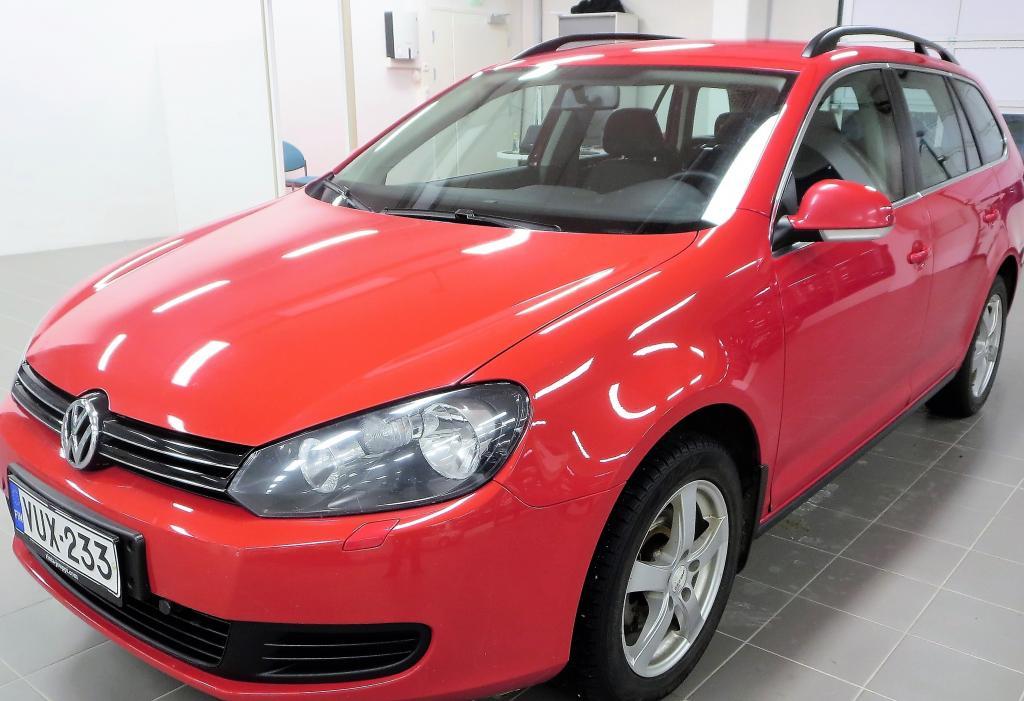 Volkswagen Golf Variant Comfort 1, 4 TSI 122hv DSG