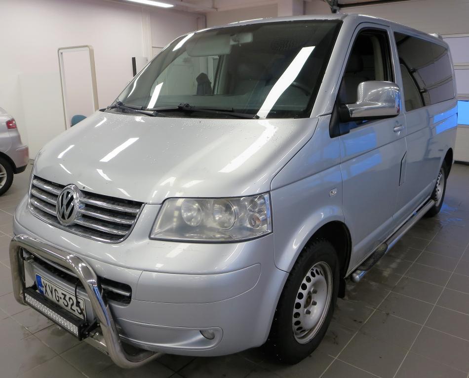 Volkswagen Transporter 2.5 TDI 96kw *Vaihto & Rahoitus*  Rahoitus jopa ilman käsirahaa!!