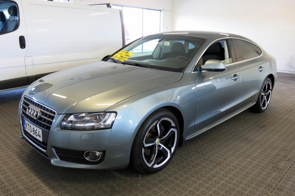 Audi A5 Sportback Business 2, 0 TFSI 155 kW Start-Stop *Suomi-auto *Vähän ajettu!