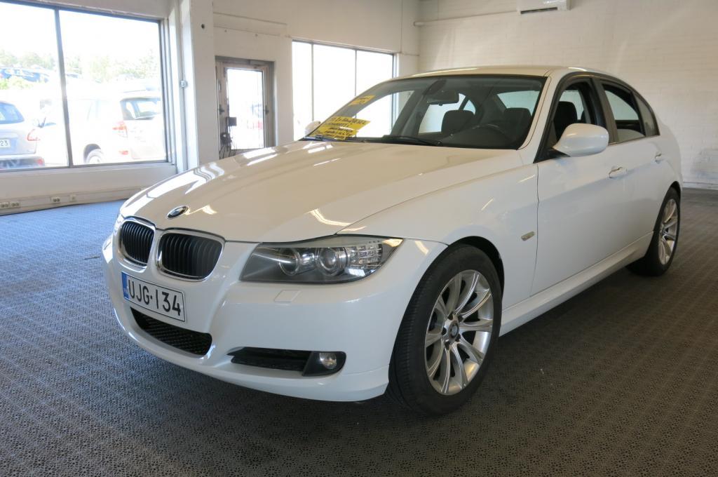 BMW 320d A E90 Sedan Business Comfort *Suomiauto