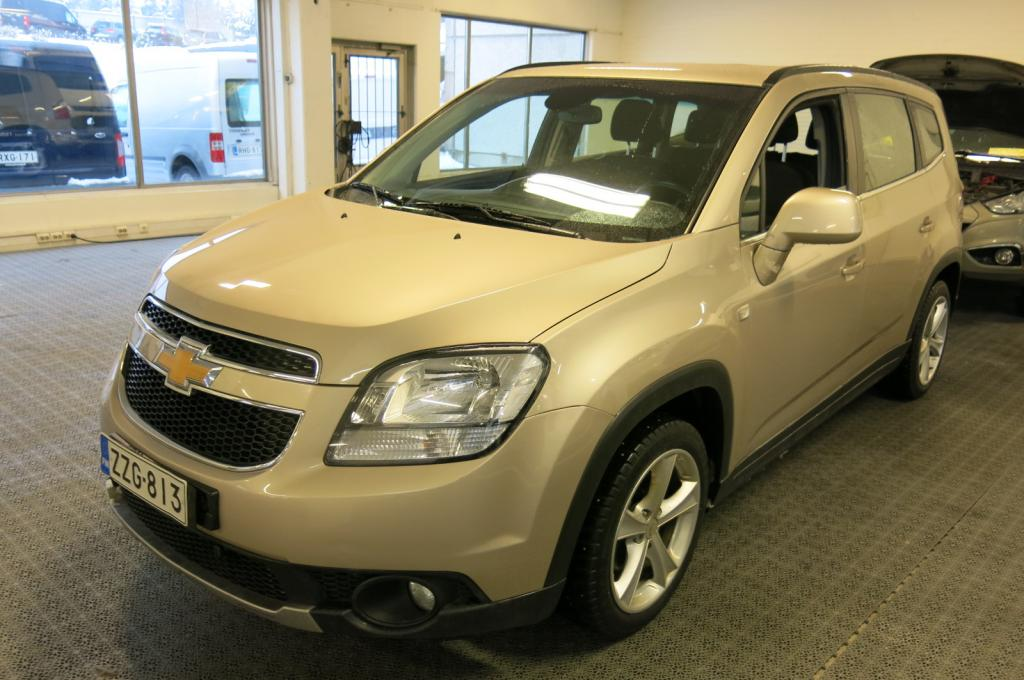 Chevrolet Orlando MPV LTZ 1, 8 104kW AT6 *AAC *Cruise *korko 0, 95%