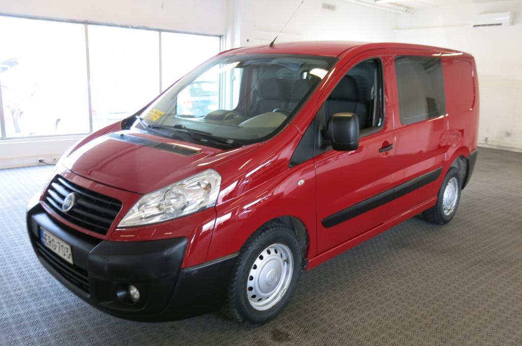 Fiat Scudo Van 1.6JTD 90hv *AC *Jakopää juuri tehty