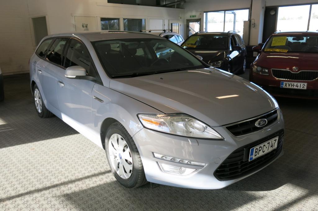 Ford Mondeo 1.6 TDCi 115 ECOnetic Wagon *AAC *Webasto kaukosäädöllä *Rahoituskorkotarjous 0.95%!!!