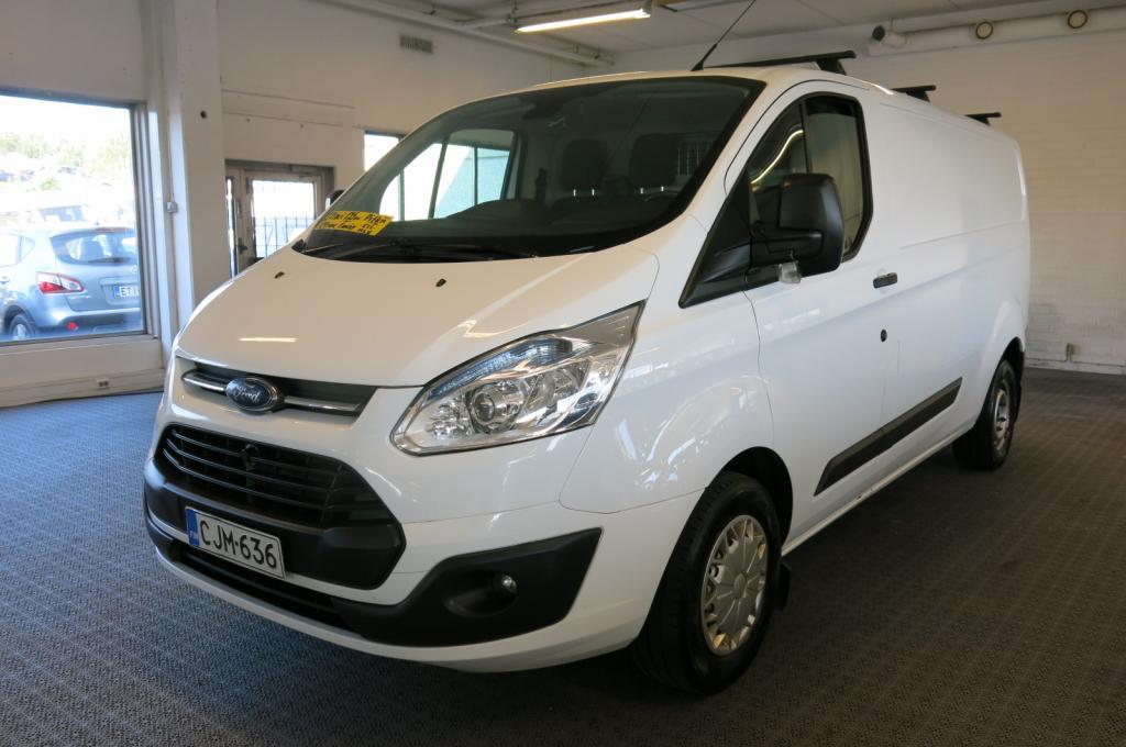 Ford Transit Custom 310 2, 2TDCi 125 hv Trend M6 Van N1 L2H1 *Kauko-ohjattu Webasto