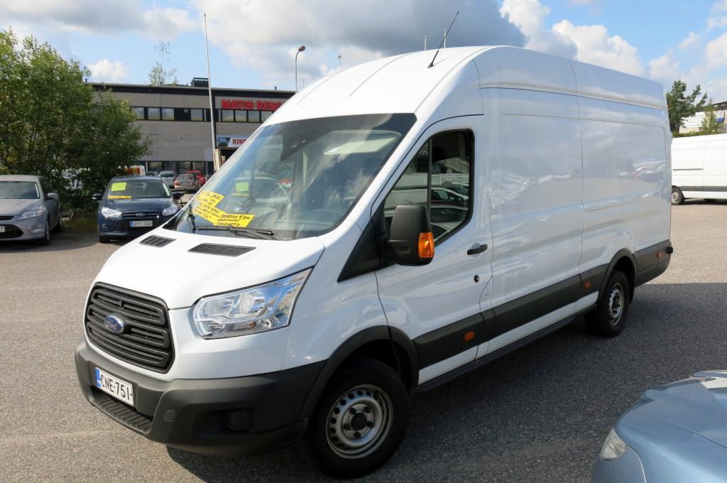 Ford Transit 355 2, 2 TDCi 125hv L4H3 Jumbo *AC *Navi *Bluetooth *Tavaratila 4.2M pitkä