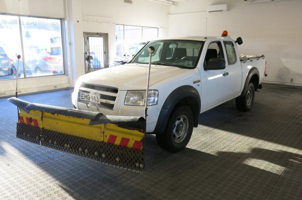 Ford Ranger 2.5 TDCi 4x4 *Dynac Auravarustus *Lavakippi *Sirotin