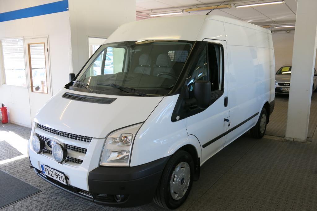 Ford Transit Van 300M 2.2TDCi 140hv *1.om. *AC *Webasto *Suomi-auto *sis.alv