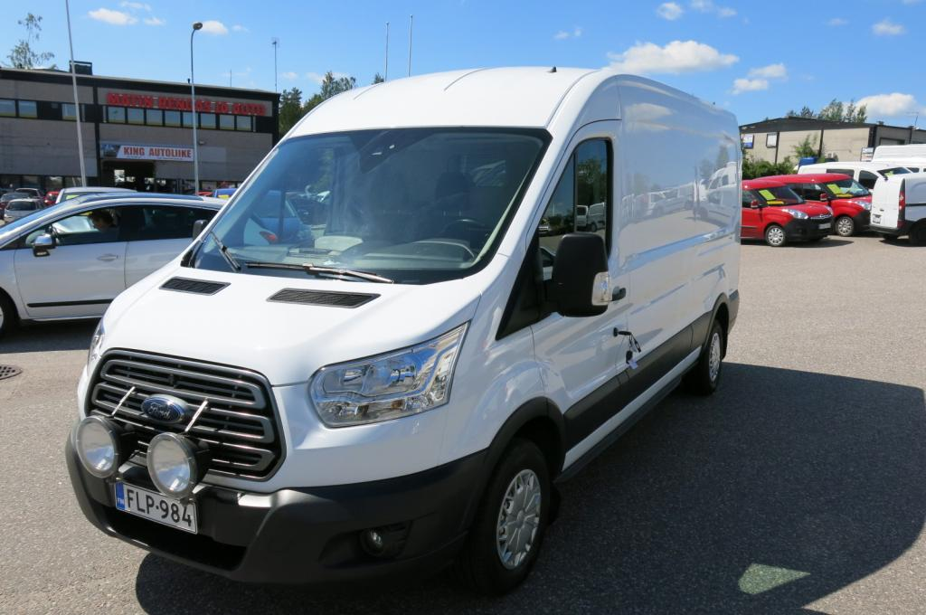 Ford Transit 310 L3H2 2.2TDCi 125hv *1.om. *AC *Webasto kaukosäädöllä *Cruise *Bluetooth *Suomi-auto