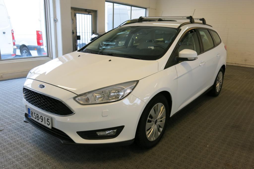 Ford Focus 1.5 TDCi 120hv S/S Trend Wagon *1.om. *AC *Webasto *Suomi-auto