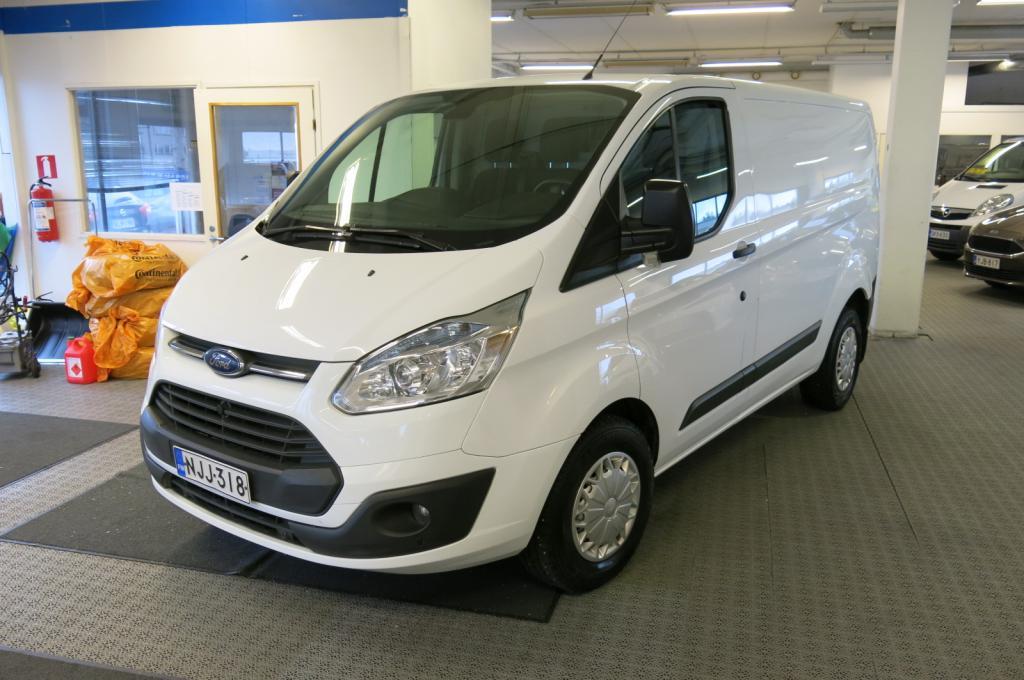 Ford Transit Custom 310 2.2 TDCi 100hv Trend L1H1 *1.omistaja *Suomi-auto