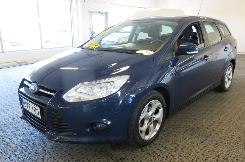 Ford Focus 1, 0 EcoBoost 125 hv Start/Stop Trend M6 Wagon *AC *Suomi-auto
