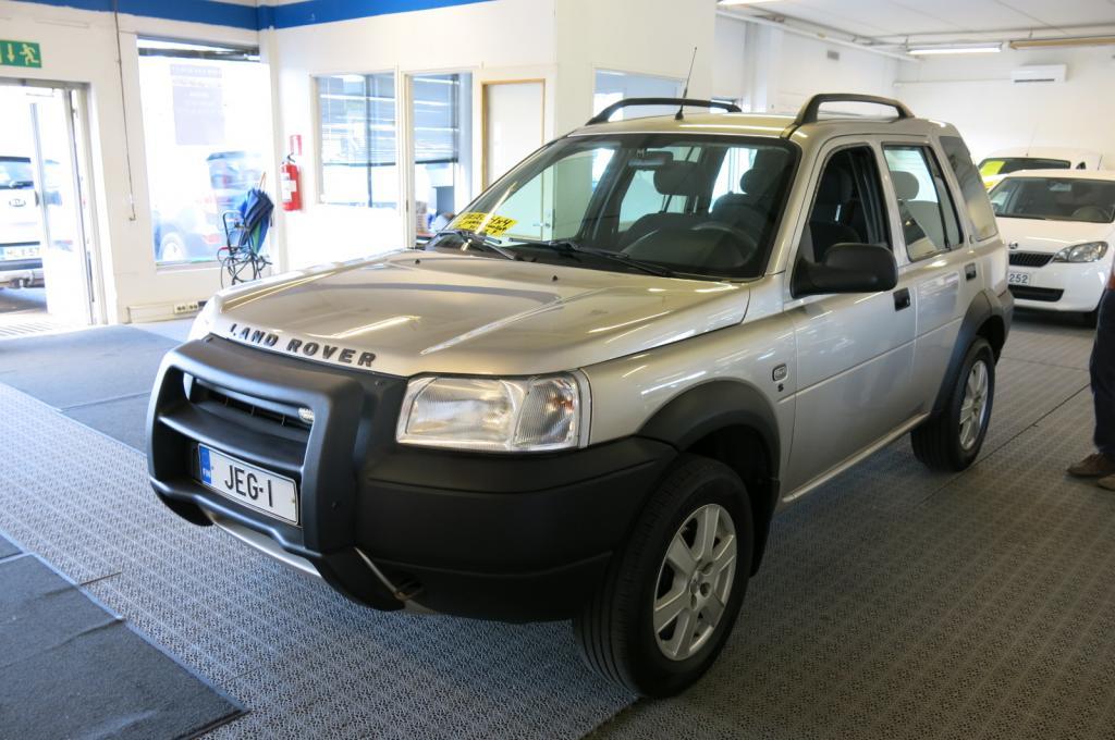 Land Rover Freelander 2, 0 Td4 S 4x4 *Erittäin hyvin huollettu yksilö! **RAHOITUKSEN KORKOTARJOUS 0, 99%**