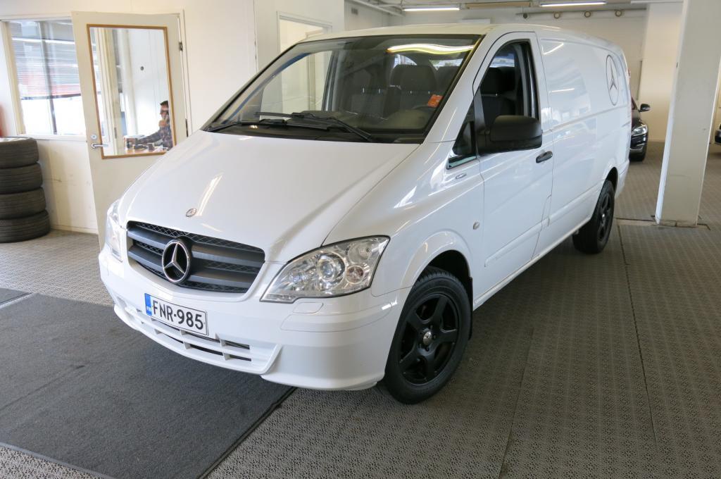 Mercedes-Benz Vito 116 CDI Keskipitkä *AC *Bluetooth *Cruise