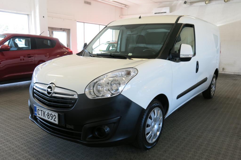 Opel Combo MAXI Van L2H1 1, 3 CDTI Start/Stop 66kW MT5