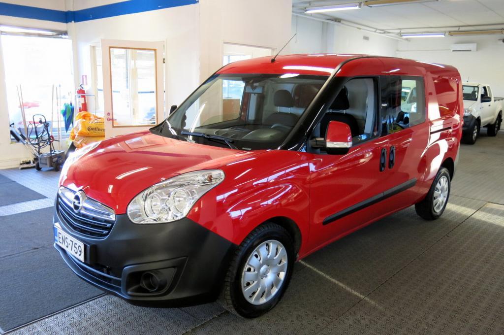 Opel Combo Van L2H1 1, 3 CDTI Start/Stop 5-ovi *1.omistaja *AC *Takatilan lisälämmitin *Lohkolämmitin ja sisäp. *2xliukuovi