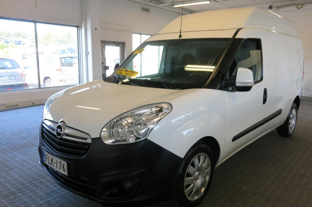 Opel Combo Van L2H2 1, 6 CDTI Start/Stop 77kW MT6
