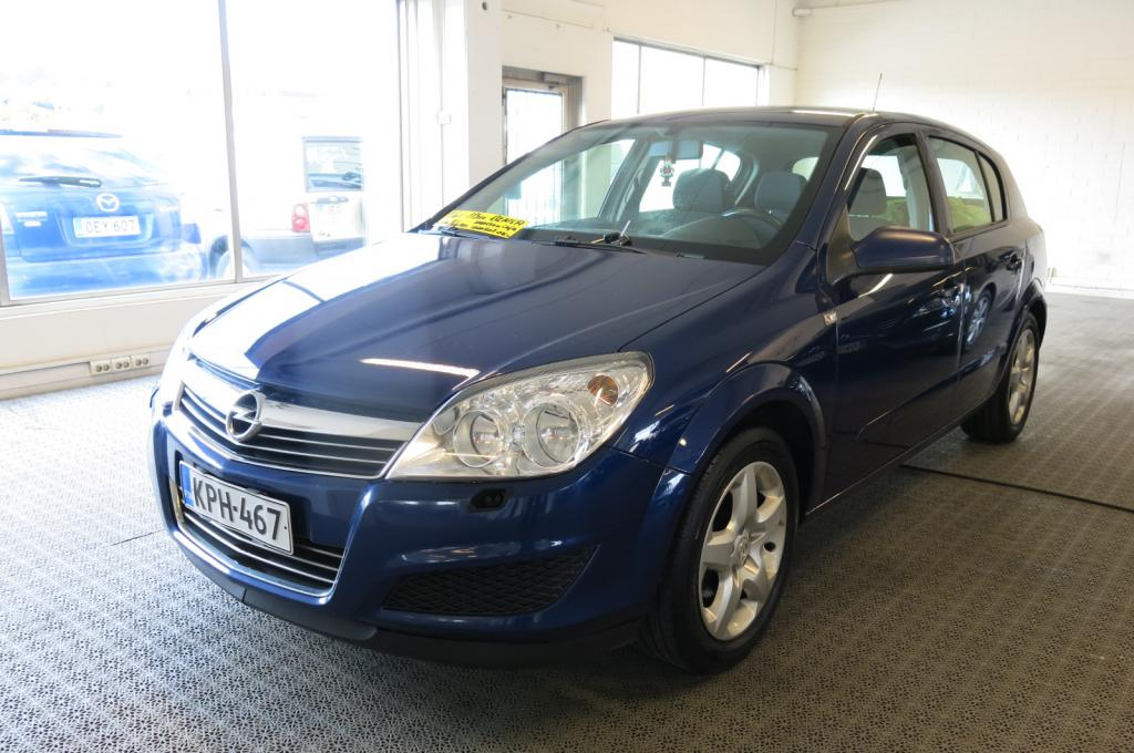 Opel Astra 5-ov Enjoy 1, 6 Twinport 115hv M5 *Hieno *Juuri huollettu **RAHOITUKSEN KORKOTARJOUS 0, 99%**