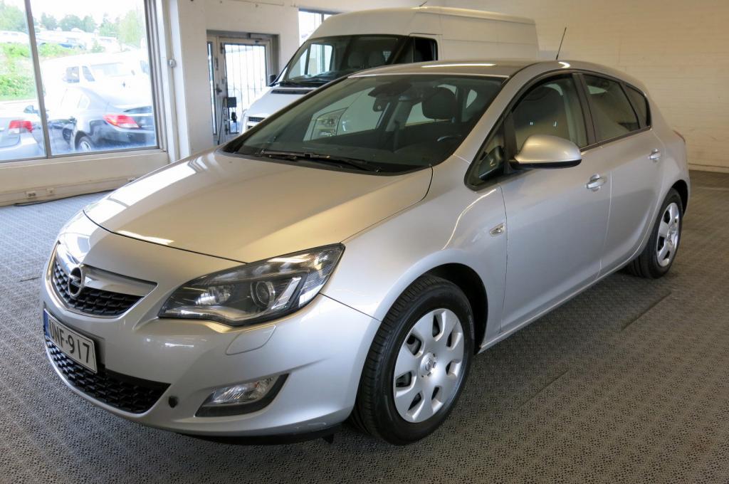 Opel Astra 5-ov Enjoy 1, 4 Turbo Ecotec 140hv AT6 *AC *Lohkolämm.+sisäp. **RAHOITUKSEN KORKOTARJOUS 0, 99%**