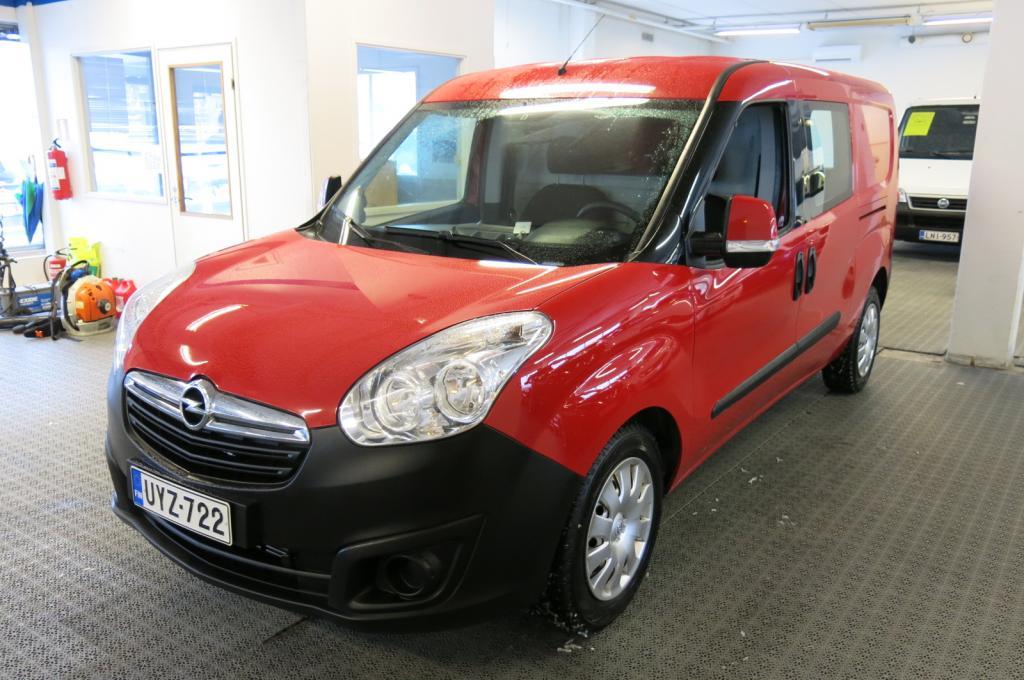 Opel Combo Van L2H1 1, 3 CDTI Start/Stop 5-ov *1.omistaja *AC *Takatilan lisälämmitin *2xliukuovi