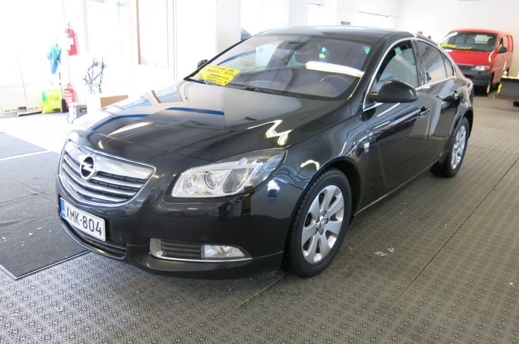 Opel Insignia 2.0 CDTi 160hv Sport OPC-Line Autom. *AAC *Eber kaukosäädöllä