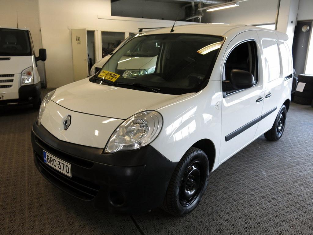 Renault Kangoo Express 1, 5 dCi 90hv Confort 5-ov *1.omistaja *AC *Webasto *Peruutuskamera isolla näytöllä *Koukku *Rahoituskorkotarjous 0.95%!!
