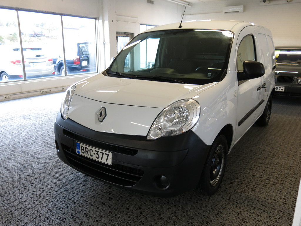 Renault Kangoo Express 1.5 dCi 90hv 5-ov Confort *1.omistaja *AC *Webasto ajastimella *Peruutus kamera *2xliukuovet *Vetokoukku